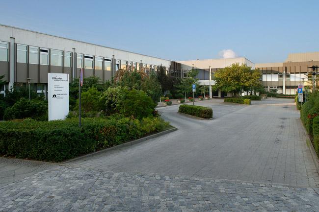 Vivantes Humboldt Klinikum in Berlin